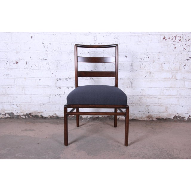 Robsjohn Gibbings for Widdicomb Mid-Century Modern Dining Chairs -Set of 6 For Sale In South Bend - Image 6 of 13
