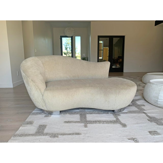 Directional Vladimir Kagan Cloud Sofa for Directional For Sale - Image 4 of 8