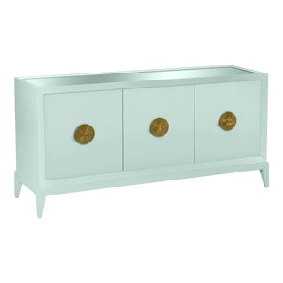 Casa Cosima Hayes Sideboard, Palladian Blue For Sale