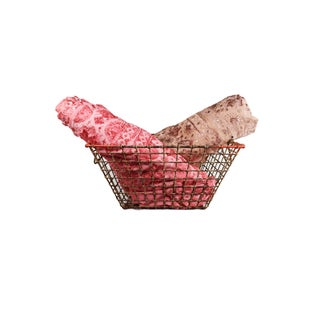 1990s Oyster Wire Basket Preview