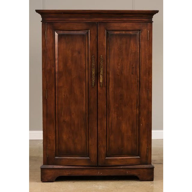 Sarreid Ltd. Entertainment Cabinet Wardrobe - Image 2 of 4
