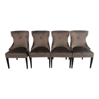 William Wesley Dining Chairs - Set of 4 For Sale