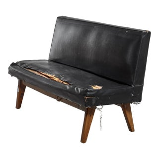 Pierre Jeanneret Chandigarh High Court Bench in Original Raw Condition For Sale