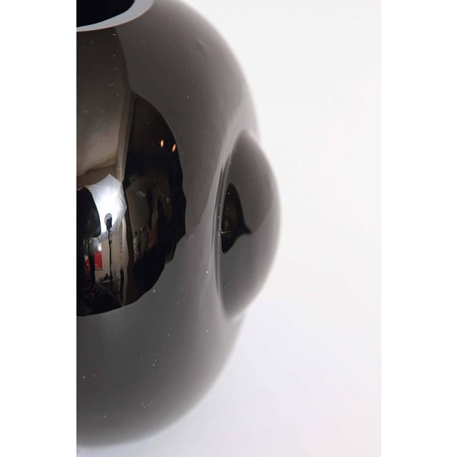 George Sakier Fostoria Modernist Fishbowl Vase For Sale In Dallas - Image 6 of 11