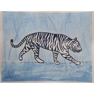 White Tiger by Cleo Plowden For Sale