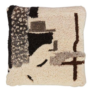 Tom Dixon Abstract Cushion - Natural For Sale
