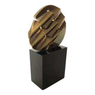 1973 Bronze Sculpture by Peter Chinni