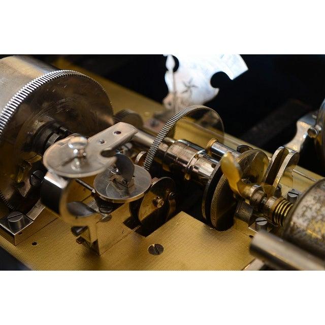 F Conchon 19th Century Swiss Cylinder Music Box - Image 11 of 11