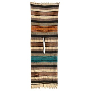 Vintage Mexican Sarape For Sale