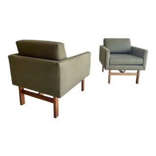 Danish Modern Lounge Chairs For Sale