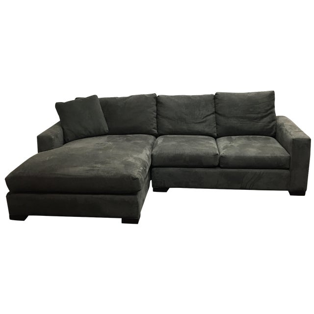 Room & Board Metro Sectional Sofa - Image 1 of 8