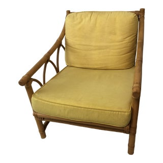 Mid Century Ficks Reed Chair For Sale