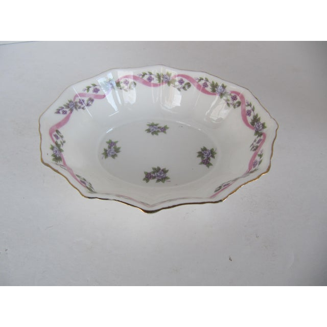 English Mann Bone China Bowl For Sale - Image 3 of 5