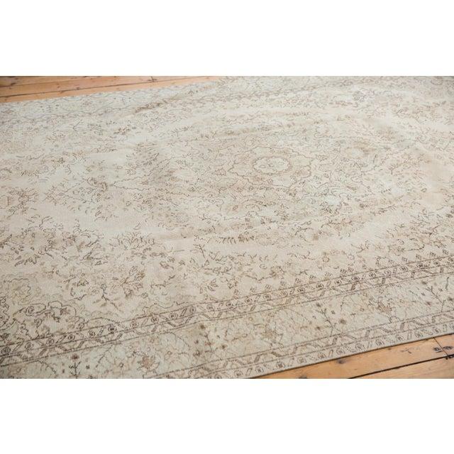 "Vintage Oushak Carpet - 6'10"" x 10'2"" - Image 3 of 12"