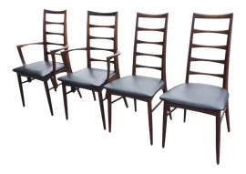 Image of Niels Koefoed Dining Chairs