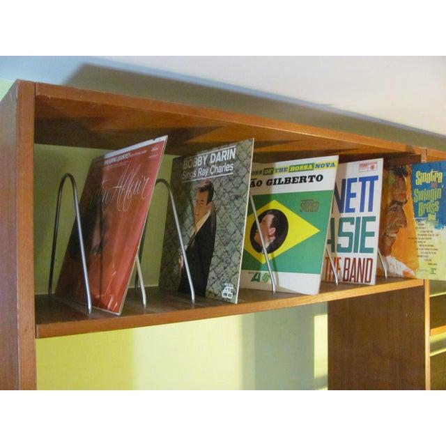 Hans Wegner Double Bay Teak Room Divider by Ry Mobler For Sale - Image 11 of 13
