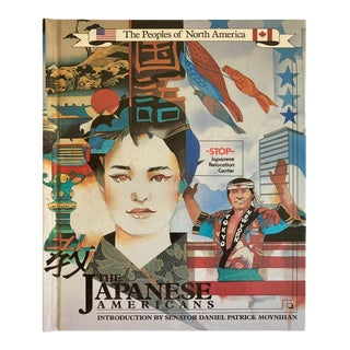 The Peoples of North America, the Japanese Americans For Sale