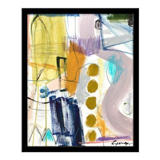 "Medium ""Duende"" Print by Lesley Grainger, 17"" X 21"" For Sale"