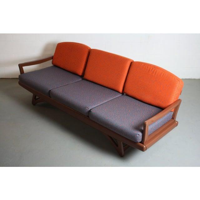 Mid-Century Modern Danish Sofa - Image 4 of 6