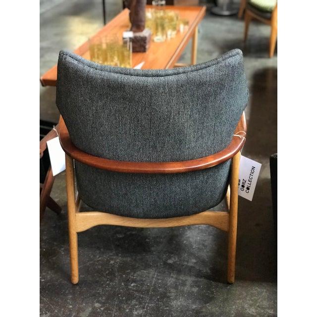 Aksel Bender Madsen Bender Madsen Danish Modern Lounge Chair For Sale - Image 4 of 5