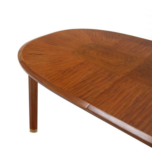 Mid-Century Modern Vintage Mid-Century Edmond Spence Dining Table For Sale - Image 3 of 9