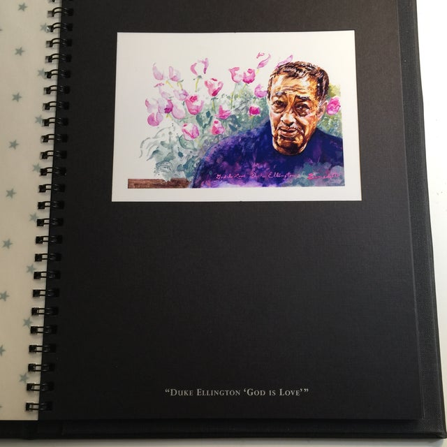 """""""An Evening with the Art of Tony Bennett"""" Book of Paintings For Sale - Image 5 of 11"""