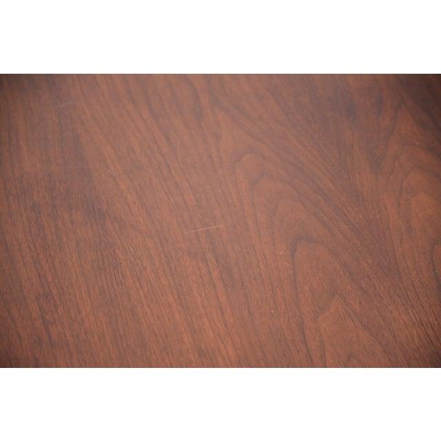 Paul McCobb Calvin Walnut Coffee Table - Image 5 of 9