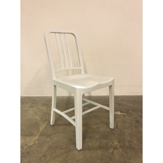 2010s Emeco Navy 111 Chair For Sale - Image 5 of 5
