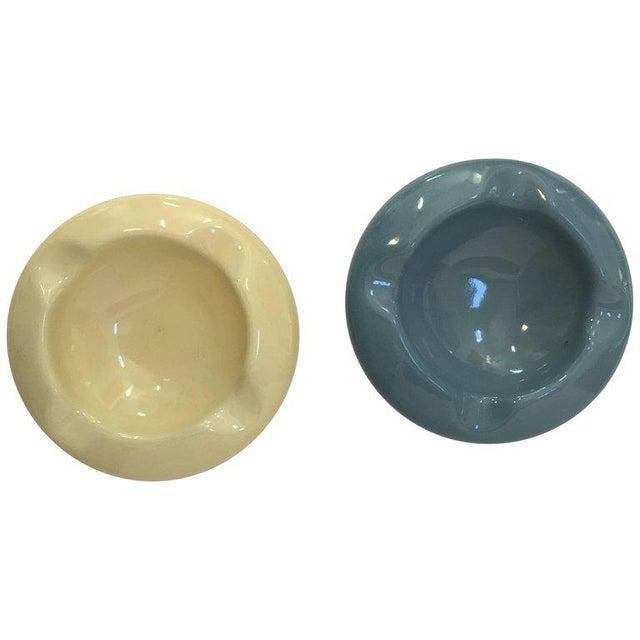 Art Deco Ceramic Ashtrays For Sale - Image 12 of 12