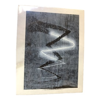 Etchings and Pressed Multiple Modalities Signed Matted Artwork by Bay Area Artist Norma Fox For Sale