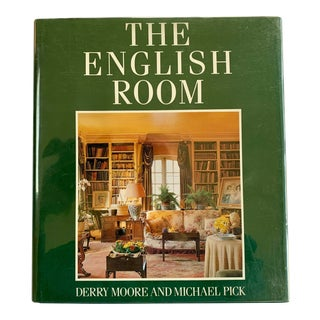 1980s The English Room Book For Sale