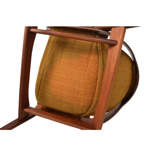 Mid Century Modern Sling Chair By Jerry Johnson - Image 7 of 7