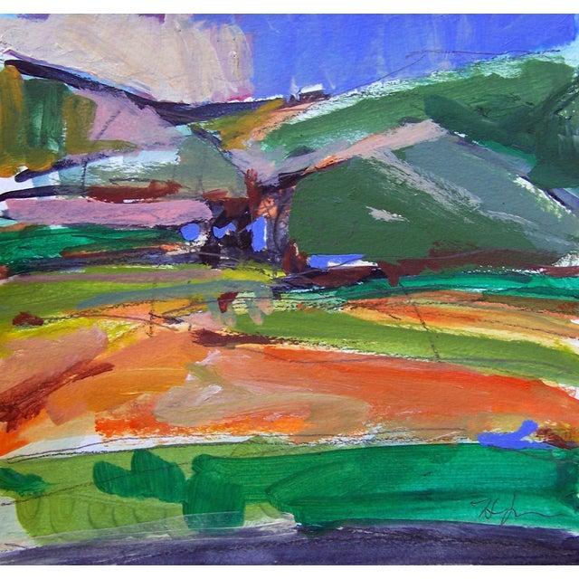 Landscape # 2 Sketch by Heidi Lanino - Image 1 of 2