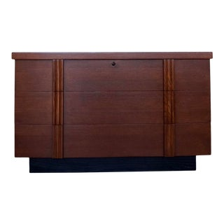 1940s Vintage Mid-Century Lane Furniture Cedar Chest For Sale