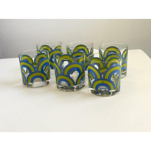Vintage Colony Juice Glasses - Set of 6 - Image 2 of 5