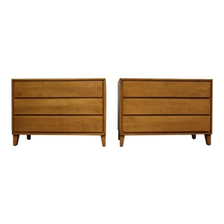 Leslie Diamond for Conant Ball Chests - A Pair