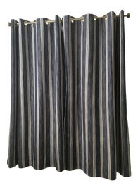 Image of Navy Blue Curtains