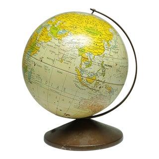 1970s All Metal Bank/Globe