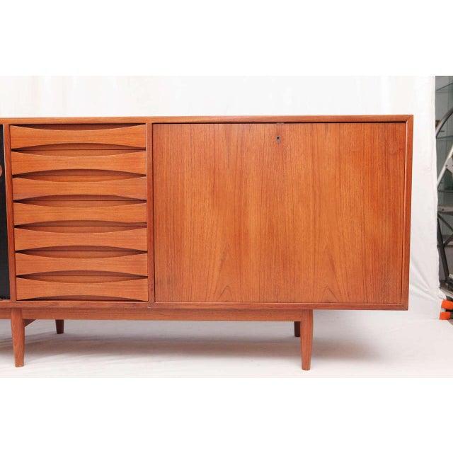 Arne Vodder Arne Vodder Sideboard For Sale - Image 4 of 10