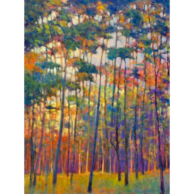 2010s Ken Elliott, Glittering Forest, 2017 For Sale - Image 5 of 9