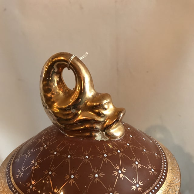 Limoges Style Porcelain Lidded Tureen - Image 4 of 6