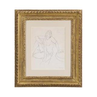 Femme Nue Assise by Henri Matisse