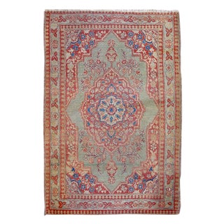 Persian Tabriz Mat For Sale