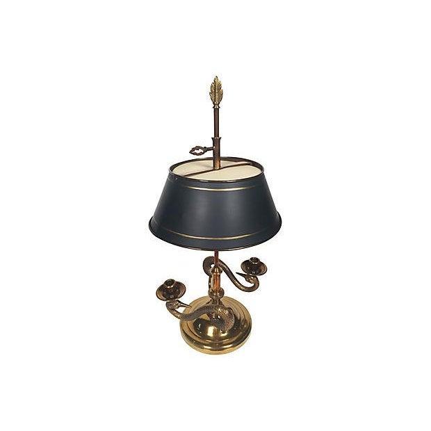 Swan Bouillotte Lamp - Image 2 of 6