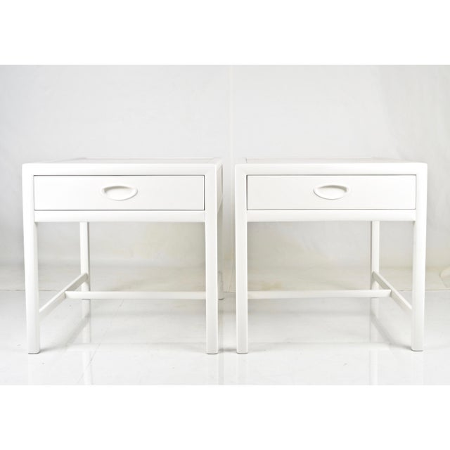Baker End Tables Circa 1950s For Sale - Image 9 of 9