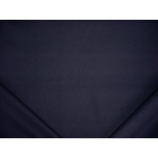 Traditional Ralph Lauren Austyn Cashmere Wool Midnight Upholstery Fabric - 2-1/2y For Sale