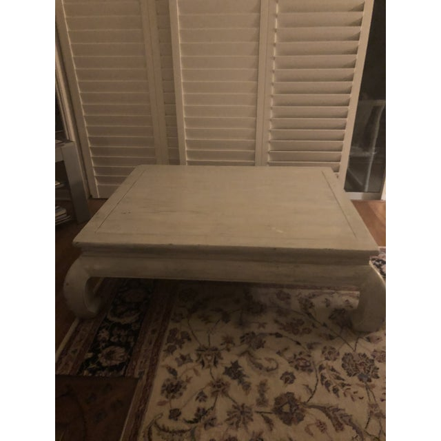 Hollywood Regency Coffee/Cocktail Table For Sale - Image 3 of 7