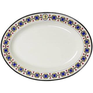 Wedgwood Creamware Platter For Sale