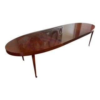 American Classical Baker Dining Table For Sale
