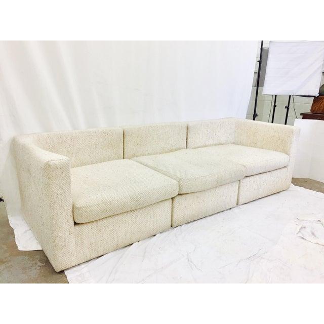 Vintage Mid-Century Modern Milo Baughman Sofa - Image 11 of 11